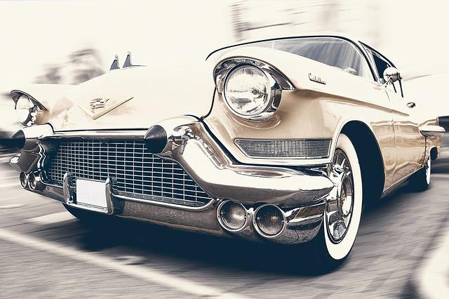 achat d'une voiture ancienne
