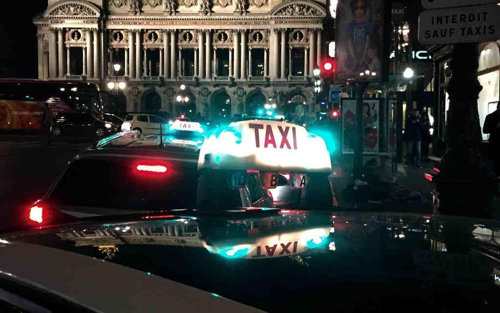 Pourquoi prendre un taxi en ligne de viry chatillon pour Roissy Charles de Gaulle