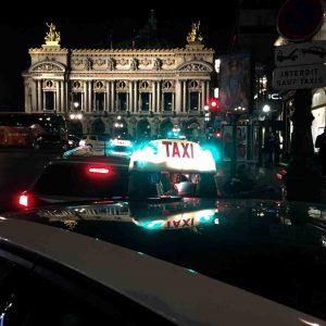 taxi en ligne