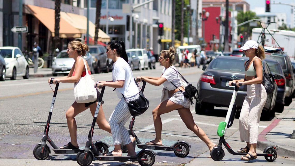 Ce qui fait de la trottinette un excellent moyen de transport