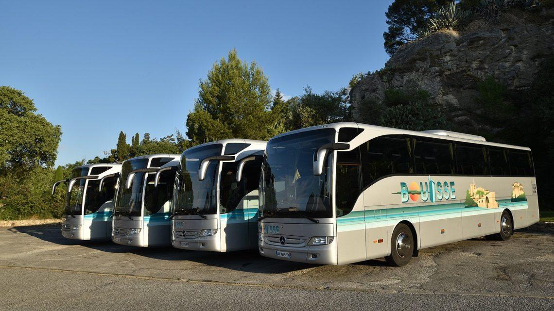 Le guide de la location d'autobus