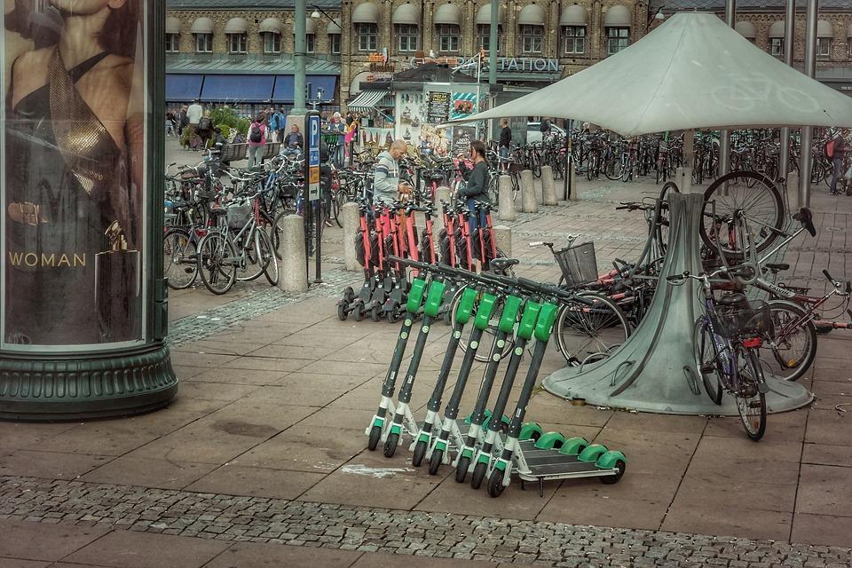 Nouveaux engins : les nouveaux moyens pour se déplacer en ville