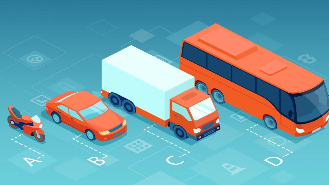 Quels sont les différents permis de conduire?