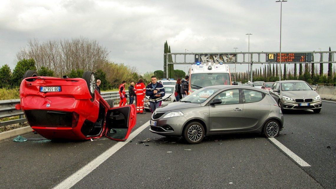 Victime d'un accident de la route : ce qu'il faut faire