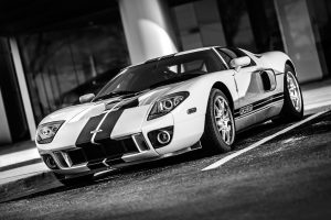 L'histoire de la Ford GT