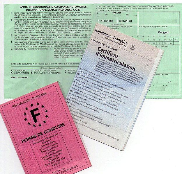 Duplicata carte grise: Service disponible en ligne